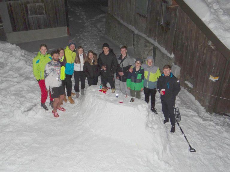 Skifahren Gargellen