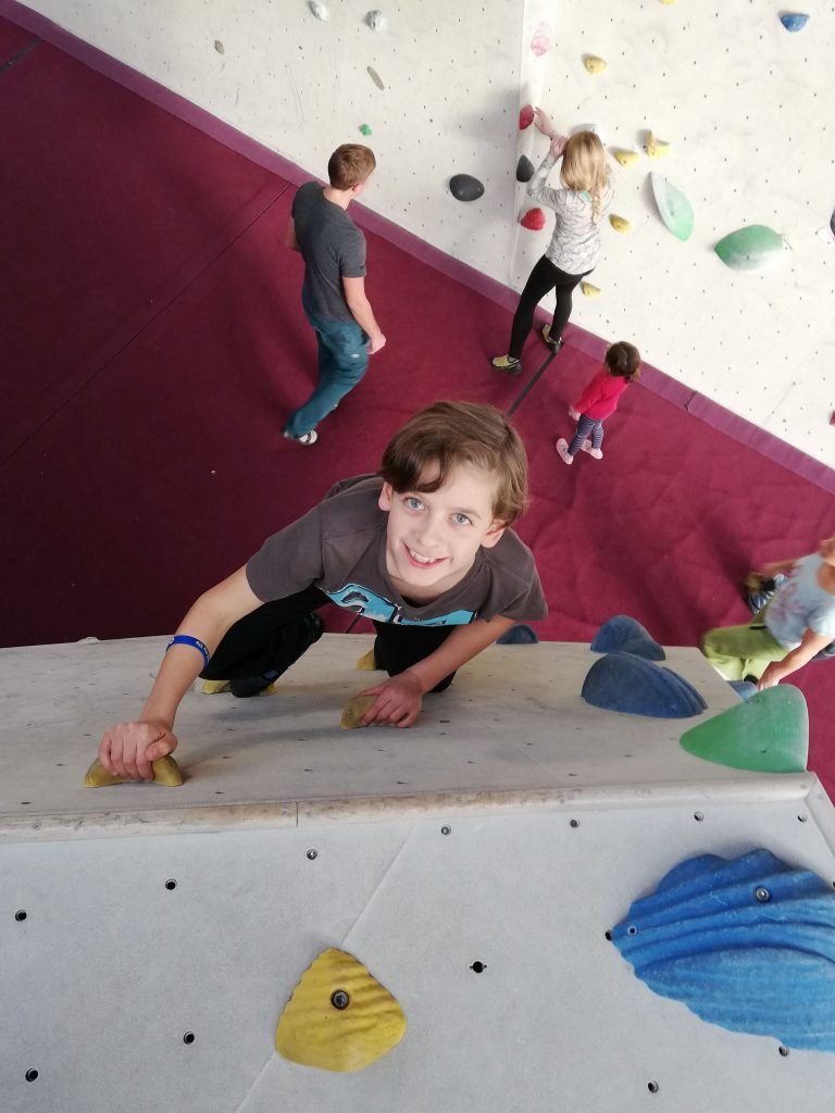 Bouldern Turnerjugend